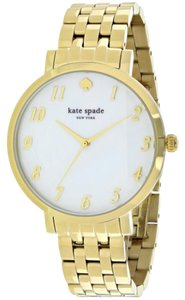 Kate Spade NWT GOLD-Tone Monterey Watch 1YRU0847