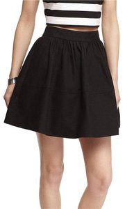Express Skirt Black
