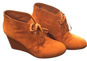 Sole Society Camel Wedges