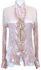Roberto Cavalli Top Light Dusty Pink