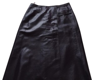 Shin Choi Skirt Eggplant purple