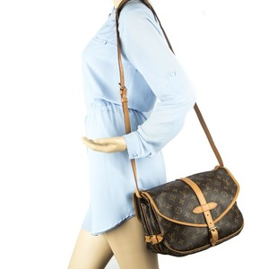 Louis Vuitton Saumur Neverfull Alma Speedy Cross Body Bag