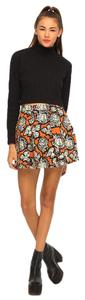 Motel Rocks Skirt orange