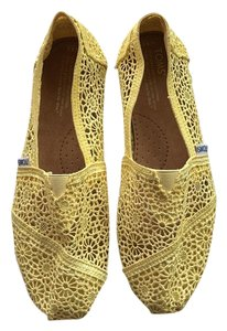 TOMS Yellow Flats