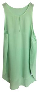 3.1 Phillip Lim Silk Luxury Top Lime Green