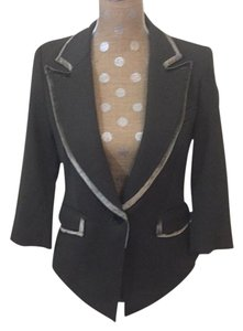 Elizabeth and James Olive Blazer