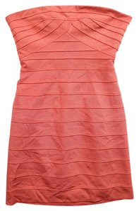 BCBGMAXAZRIA Bcbg Bandage Bodycon Cocktail Dress