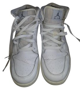 Air Jordan white Athletic