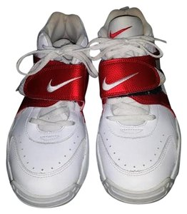 Nike red and white Athletic