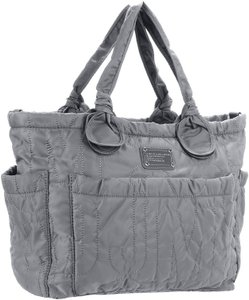 Marc by Marc Jacobs Core Gray Diaper Bag