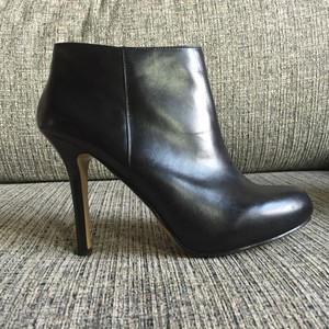 Nine West Leather Black Boots