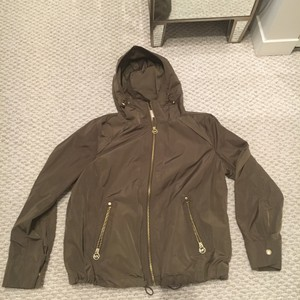 MICHAEL Michael Kors Green/Brown/Gold Jacket