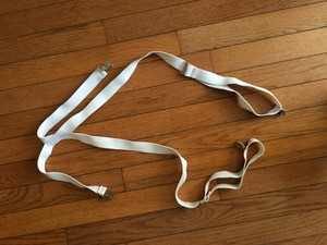 American Apparel Suspenders