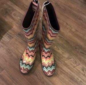 Missoni for Target Boots