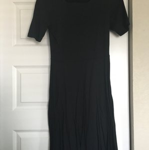 Three Dots short dress Black on Tradesy