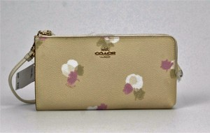 Coach Coach zip wallet M244-45 B319
