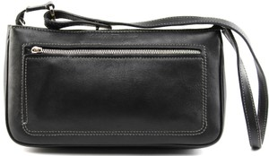 Salvatore Ferragamo Wristlet in Black
