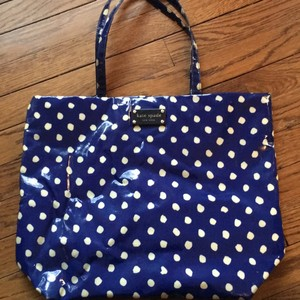 Kate Spade Tote in Royal Blue