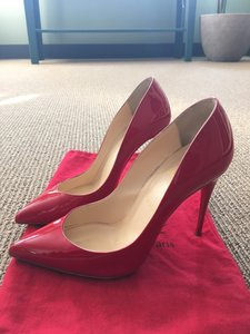 Christian Louboutin Dramatic So Kate Red Pumps