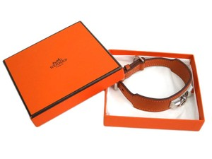 Hermès HERMES Collar For Your Dog Authentic