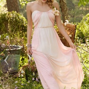 Jim Hjelm Occasions Blush/Rose/Ivory Dress