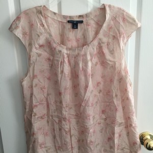The Gap pink tank size XL Top