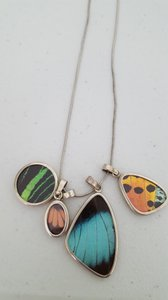 Other Butterfly pendant necklace