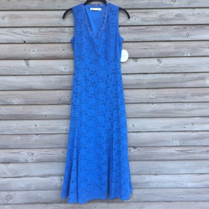 Blue Maxi Dress by CC Couture