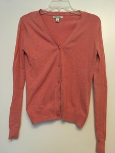 Cherokee Target Pink Valentines Day Cardigan