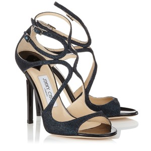 Jimmy Choo Black/ dark blue Formal