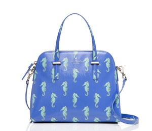 Kate Spade Satchel in Adventure blue