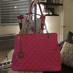 New York & Company Tote in Pink