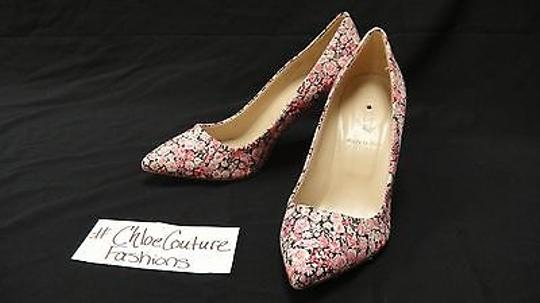 J.Crew Everly London Liberty Floral Heels pink Pumps Image 1