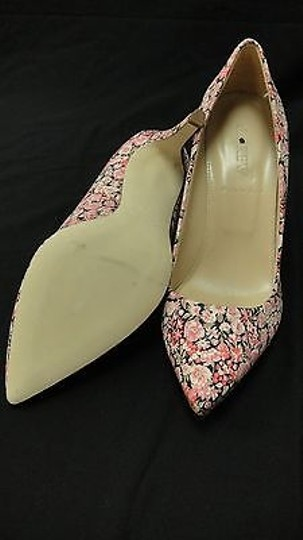 J.Crew Everly London Liberty Floral Heels pink Pumps Image 4