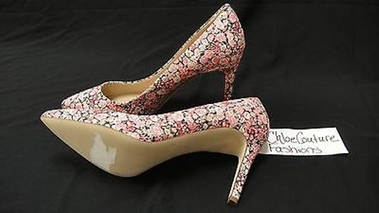 J.Crew Everly London Liberty Floral Heels pink Pumps Image 7