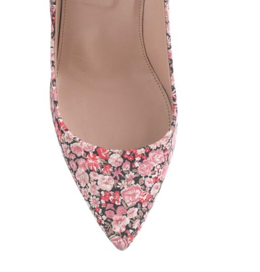 J.Crew Everly London Liberty Floral Heels pink Pumps