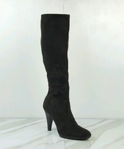 Casadei Stivale Suede 7 Made In Italy Brown Boots