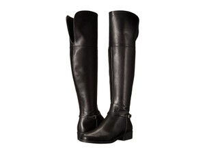 Cole Haan Sexy Over The Knee black Boots