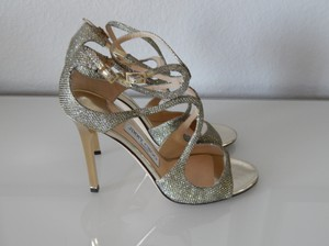 Jimmy Choo Jimmy Choo Lang Wedding Shoes