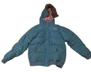The North Face Faux Fur Winter Coat