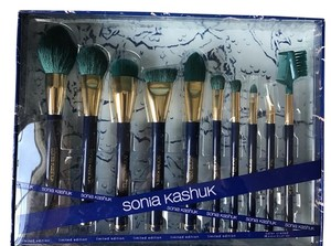 Sonia Kashuk 10 piece brush set
