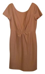 J.Crew short dress Tan on Tradesy