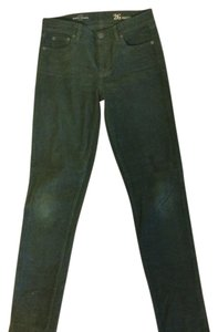 J.Crew Skinny Pants Green hunter/emerald