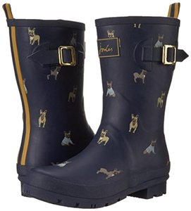 Joules Puppy Rainboot Navy Boots