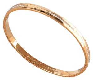 Kate Spade New Kate Spade Best Friends Ever Idiom Gold Bangle