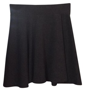 Divided by H&M Mini Skirt Grey