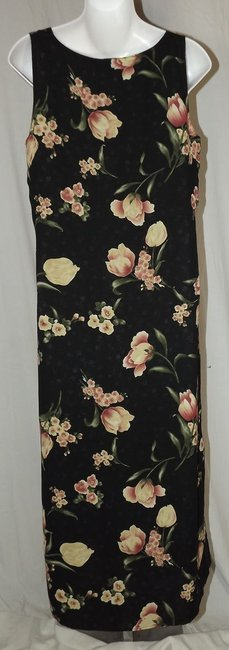 Impressions Workshop short dress Multi-color Tulip Print Summer Cool Cute on Tradesy