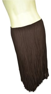 Alyson Taylor Maxi Skirt brown