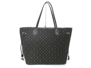 Louis Vuitton Neverfull Mm Neverfull Neverfull Tote in Dark Brown