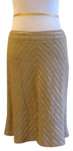 Missoni Dry Clean Made In Italy Skirt Beige pink green lime